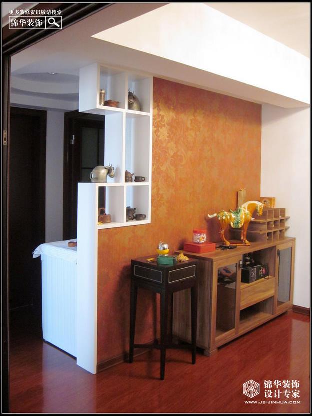 名称 玄关装修效果图 餐厅与客厅之间的隔断设计