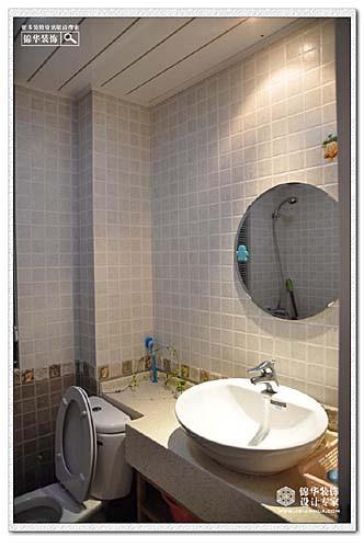 2m洗手间装修效果图 2m卫生间装修效果图
