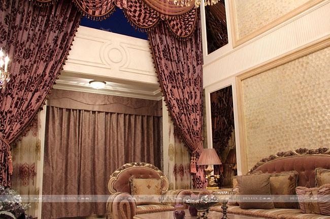 名称:客厅窗帘